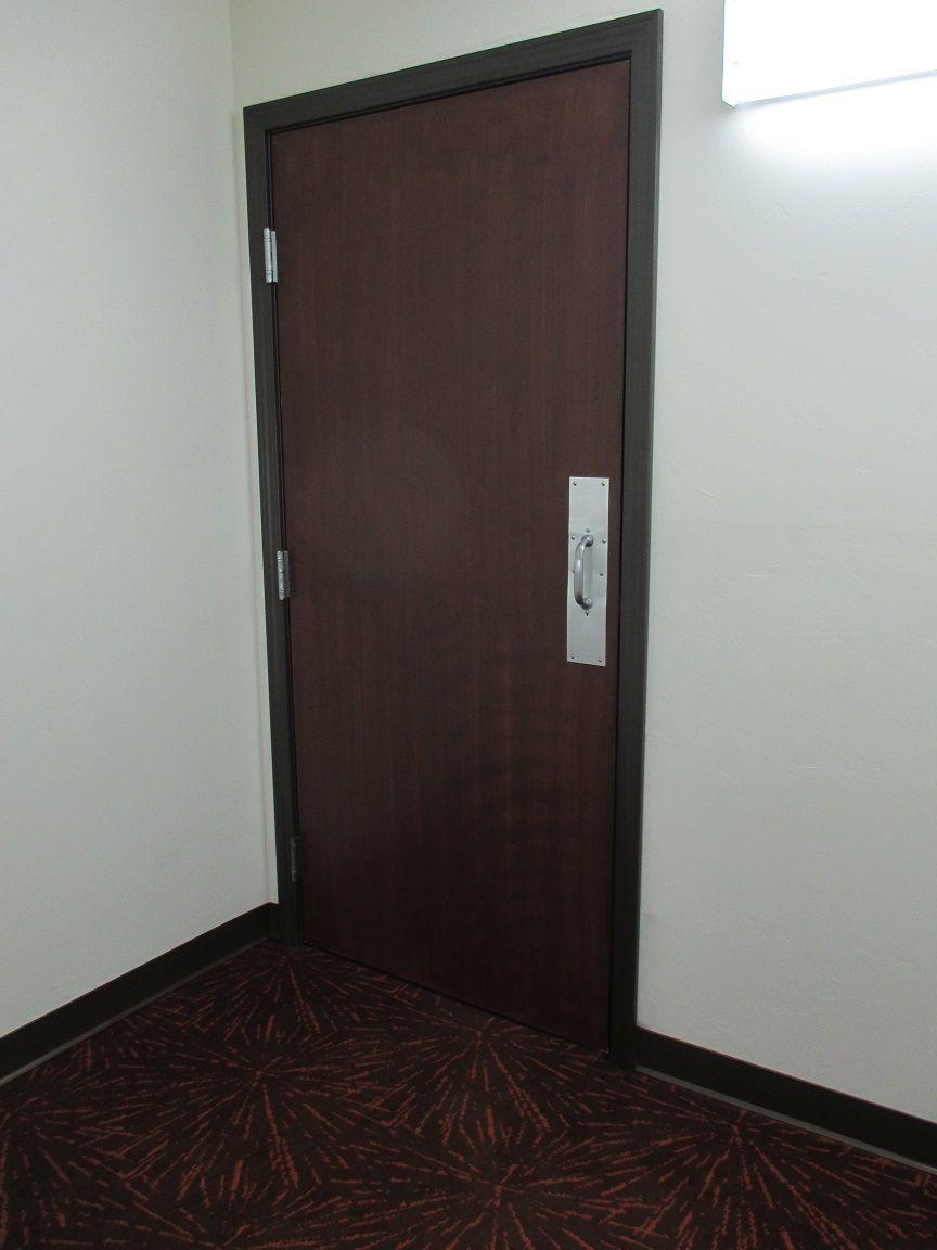 Ww  Stair Door