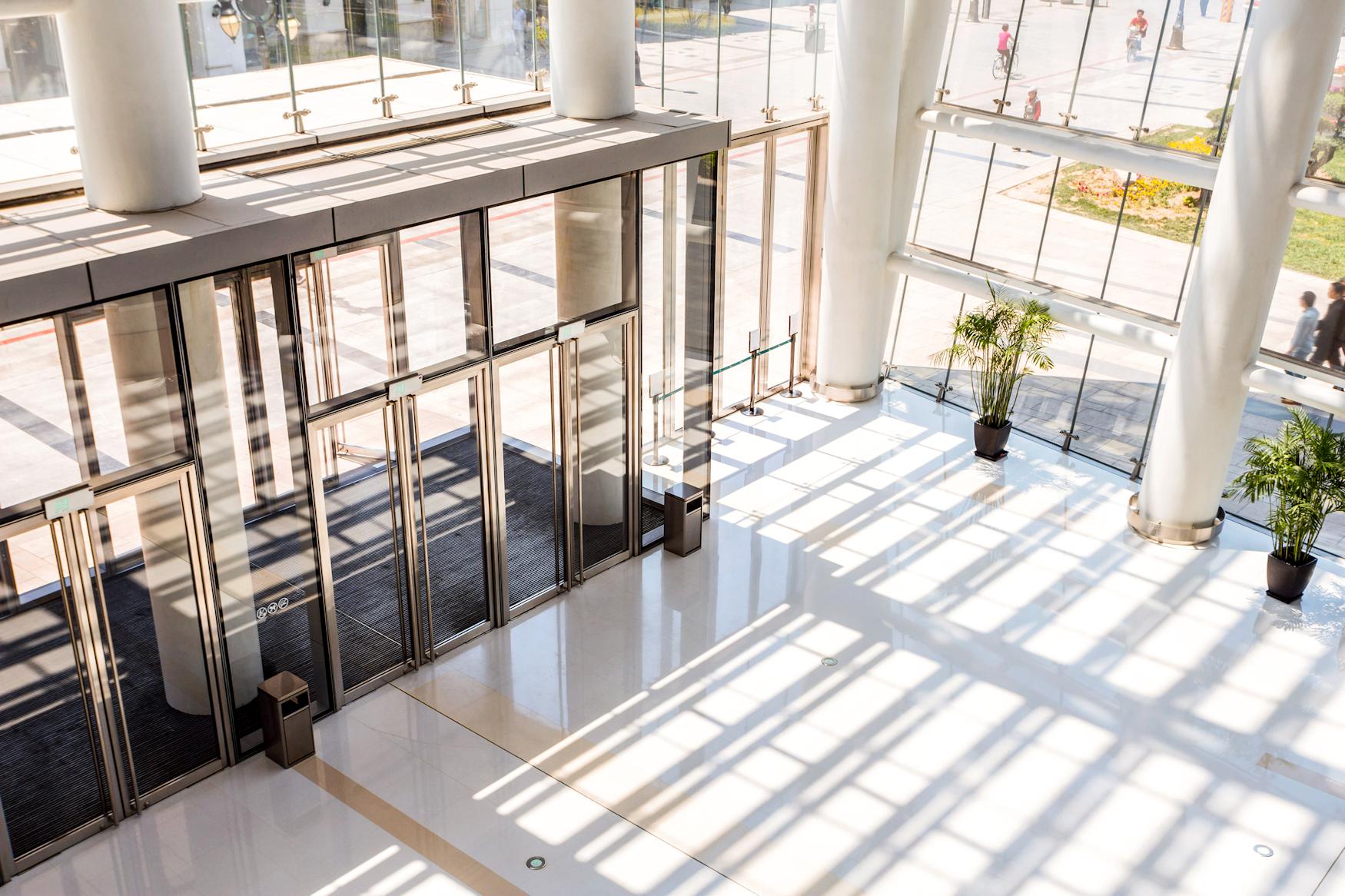 International Energy Conservation Code Requirements for Vestibule Doors